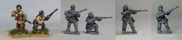 FIW FCF1 Compagnies Franches de la Marine in Canadian/Outpost Clothes and Bonnet